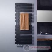HSK Yenga Лира за баня в цвят черен графит