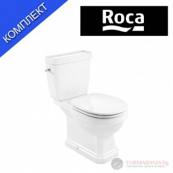Ретро тоалетна моноблок Roca Carmen