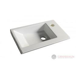 Aqualine Zoran Мивка за мебел 4045, 45x27,5