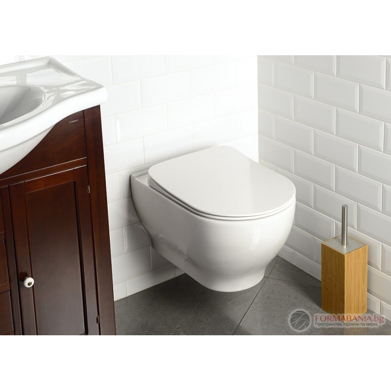 Set Toilet With Bidet Garcia Element For Wc Schell And Mixer For