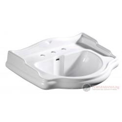 Kerasan Ретро мивка за баня с 3 отвора 104601-3