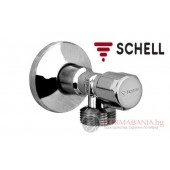 Schell 033000699 Comfort Ъглов спирателен кран G1/2 х G3/4