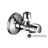 Schell 049170699 Comfort Спирателен кран с гайка G1/2 х G3/8