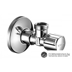 Schell Comfort Спирателен кран за вода 1/2 х 1/2'', 052170699