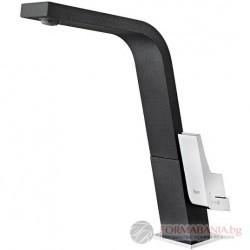 Teka Черен смесител за кухня Icon 33915020Q