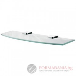 Vidima SevaFresh - Стъклена полица за тоалетни принадлежности