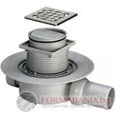 Viega Advantix Сифон подов рогов с клапа и воден затвор 583217