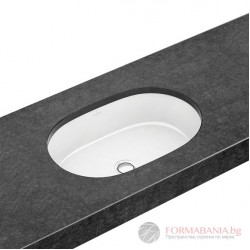 Villeroy & Boch Architectura - Овална мивка за вграждане 41766001