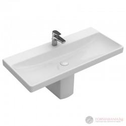Villeroy & Boch Avento - Мивка за баня за мебел или свободен монтаж 4156A201