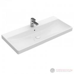 Villeroy & Boch Avento - Мивка за баня за мебел или свободен монтаж 4156A501