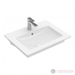 Villeroy & Boch Venticello - Мивка за шкаф или свободен монтаж 650*500мм  с покритие CeramicPlus 412465R1