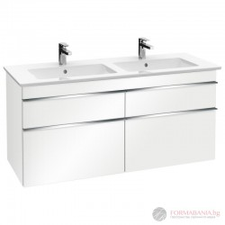 Villeroy & Boch Venticello - Двоен шкаф за мивка A93001MS