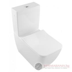 Villeroy & Boch Venticello - Тоалетна чиния за монобпок с Direct Flush