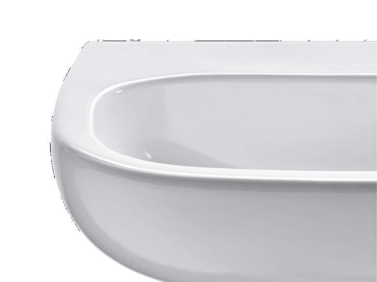 мивки за баня duravit d-code