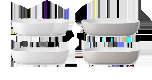 мивки за баня duravit luv