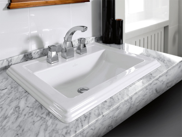 мивки за баня villeroy & boch hommage